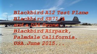 Palmdale (CA) United States  City new picture : Blackbird Airpark. Palmdale CA USA. June 2015.