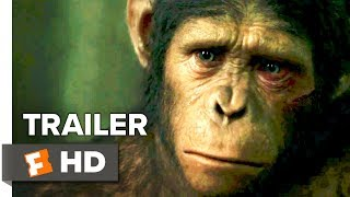 Video War for the Planet of the Apes Trailer (2017) | 'Legacy' | Movieclips Trailers MP3, 3GP, MP4, WEBM, AVI, FLV Juli 2018