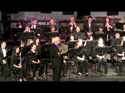 Music for Horn and Band by Scott Hartman