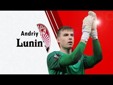 Andriy Lunin   Zorya Luhansk Welcome to FC Internazionale Milano --  Best saves