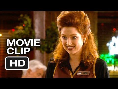 Identity Thief Movie CLIP - Diner (2013) - Jason Bateman Comedy HD