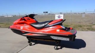 8. $5,599:  Pre Owned 2008 Kawasaki Ultra 250X 250 Horsepower Jet Ski