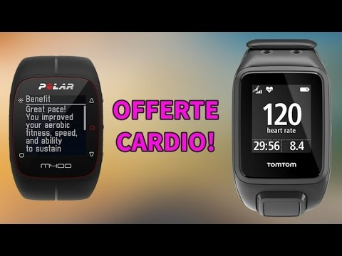 Cardiofrequenzimetri smart a prezzi imperdibili!