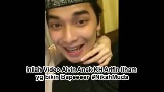 Video Romantisnya alvin Larissa, Anak KH Arifin Ilham Bikin Bapeer ... yuk disimak MP3, 3GP, MP4, WEBM, AVI, FLV Maret 2018