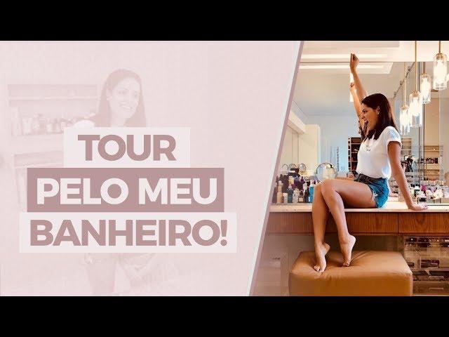 Tour pelo meu banheiro! - Mariah Bernardes