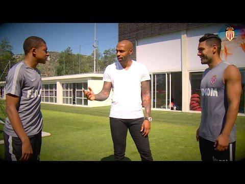 Quand Mbappé rencontrait Henry et évoquait l'Équipe de France...