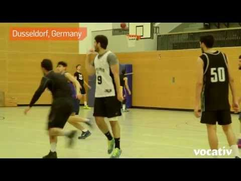 Basketball's Refugee Squad
