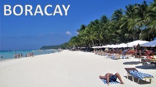 Boracay Island Philippines  city photos gallery : BORACAY TROPICAL ISLAND - Philippines [HD]