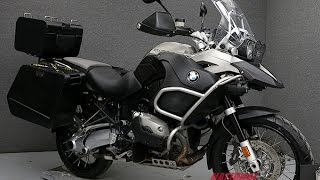 10. 2009  BMW  R1200GS ADVENTURE W/ABS  - National Powersports Distributors