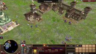 Age of Empires III: The Asian Dynasties - Gameplay video