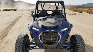 5. 2018 POLARIS RZR XP TURBO S I RIDE WITH AJ FROM POLARIS�
