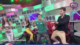 Cande Diaz cantó y Yao Cabrera ¿celoso de Cris Vanadia? en Los15 Mejores