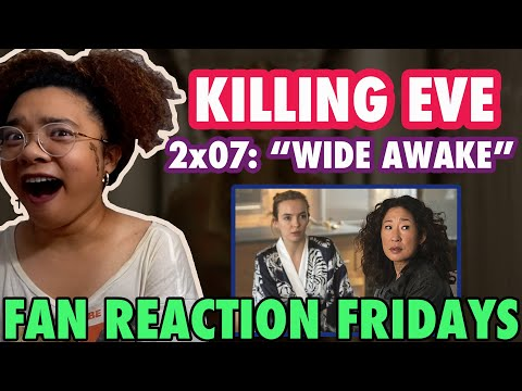 "KILLING EVE Season 2 Episode 7: ""Wide Awake"" Reaction & Review 