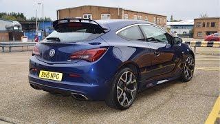 10. 2016 Vauxhall Astra VXR Review - The most powerful Hot Hatch in its class!