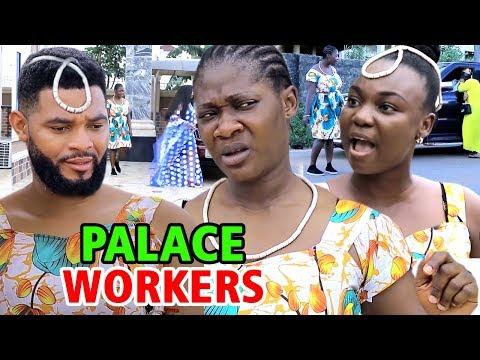 Palace Workers COMPLETE Season 1&2 - NEW MOVIE' Mercy Johnson & Flash 2020 Latest Nigerian Movie