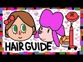 Animal Crossing New Leaf Hair Styles: Girl Edition! - YouTube