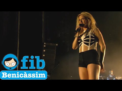 Ellie Goulding – You My Everything | Benicassim 2014