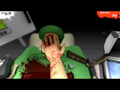 Rage Quit - Surgeon Simulator 2013 Video