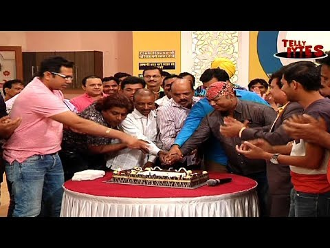 Celebrations as Tarak Mehta Ka Oolta Chashma turns