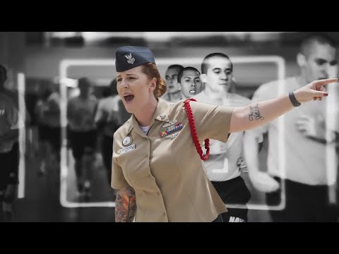NAVY BOOT CAMP 2020 NEW *RARE VIDEO* - TRIGGER WARNING FOR VETS