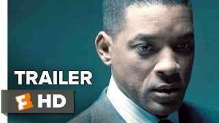 Nonton Concussion Official Trailer #2 (2015) - Will Smith, Adewale Akinnuoye-Agbaje Drama HD Film Subtitle Indonesia Streaming Movie Download