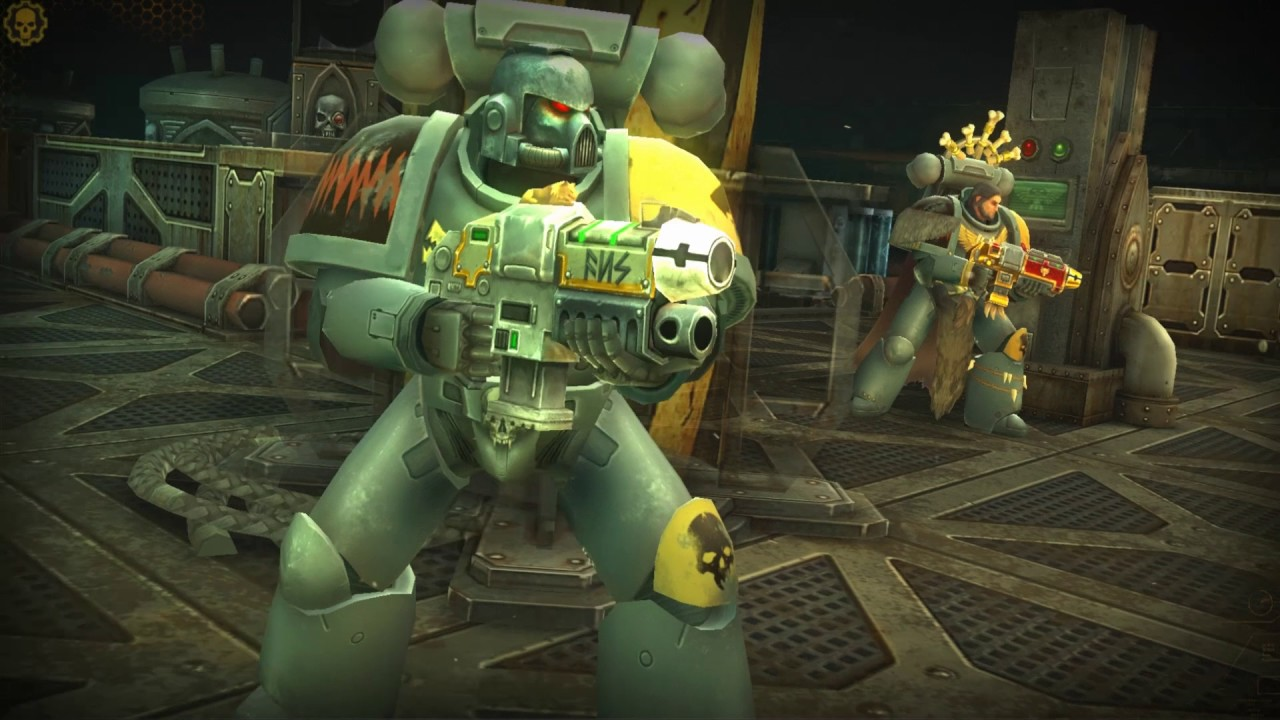 'Warhammer 40,000: Space Wolf' Gets