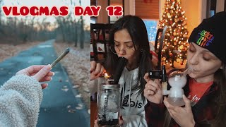 WINTER NATURE SESH // Vlogmas Day 12 (12.23.19) by Silenced Hippie