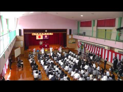 平成28年度 はくつる幼稚園 入園式
