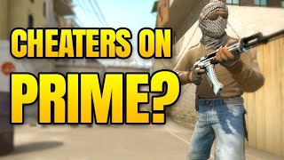 Video FIRST PRIME MATCHMAKING - ARE THERE CHEATERS? CS GO Competitive MP3, 3GP, MP4, WEBM, AVI, FLV Maret 2019