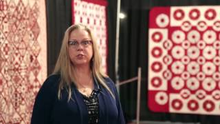 Houston Quilt Festival 2014 - Red and White Quilts