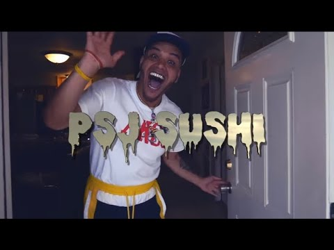 PSJ Sushi - Off White (Official Music Video)