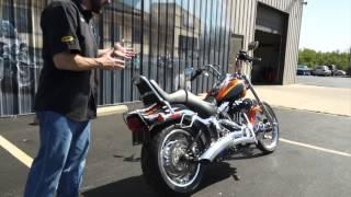 7. 2010 Harley Davidson Softail Custom