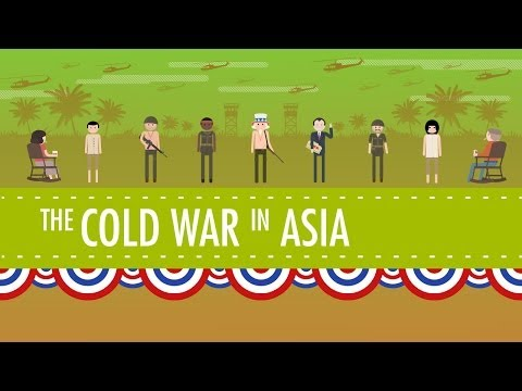The Cold War in Asia: Crash Course US History #38