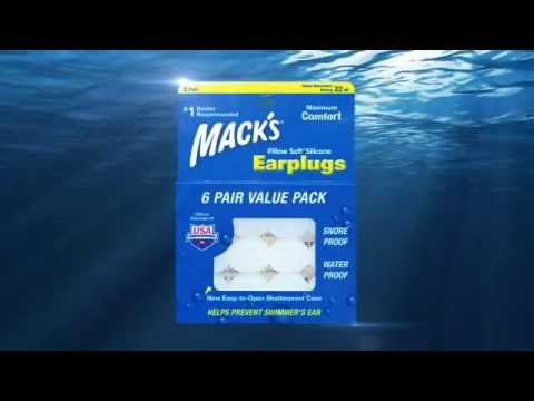 Cities Never Sleep But You Can With Mack's Ear Plugs - DIETICLAR