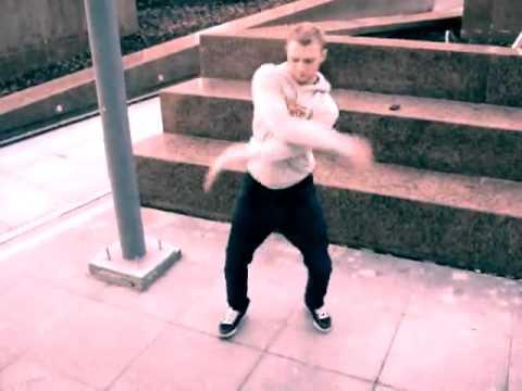 Russian electro dance