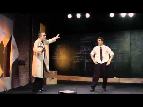 Glengarry Glen Ross promo Seconda Parte di David Mamet regia di cristina Pezzoli