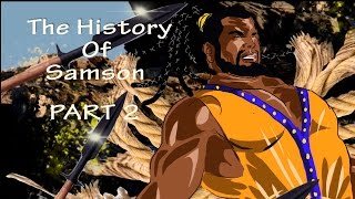 I.U.I.C The History of Sampson Part 2