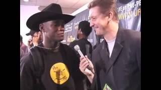 Remembering Ryan Bennett: Interviewing Yves Edwards Following UFC 43 Victory by MMA Weekly