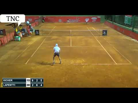 Nicholas Kicker found guilty of match fixing at the Barranquilla Challenger in 2015. (видео)