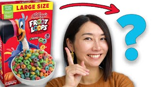 Can This Chef Make Froot Loops Fancy? • Tasty by Tasty