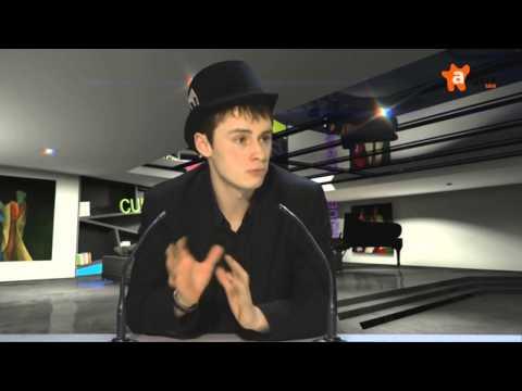 Mr. N - Interview sur Angers Télé (mars 2013)