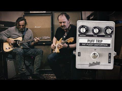 Puff Trip pedal demo