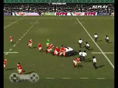 jonah lomu rugby playstation rom