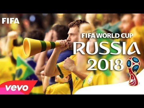 FIFA World Cup Russia 2018 • Official Promo ᴴᴰMagic In The Air