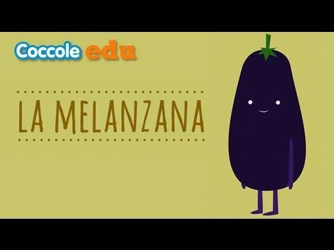 conosciamo insieme la melanzana!