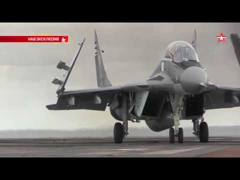 Учения КАГ ВМФ России вНорвежском море