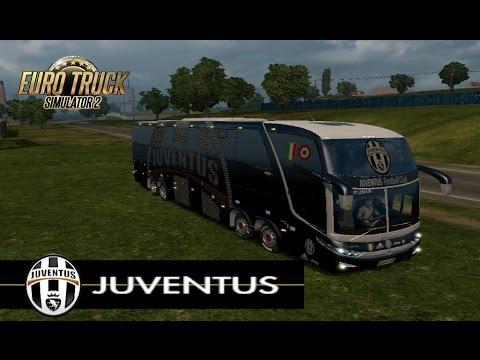 Bus Marcopolo G7 1600LD Juventus v.1.18-1.23