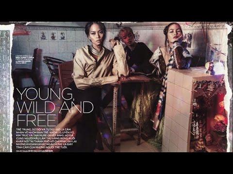 (Fashion Photoshoot) Young, wild and free - Đep Magazine 195