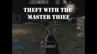 Lie  Cheat  Steal   Irelya  Mortal Online Thief