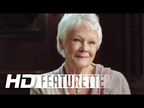 The Second Best Exotic Marigold Hotel Featurette 'Never Too Late'